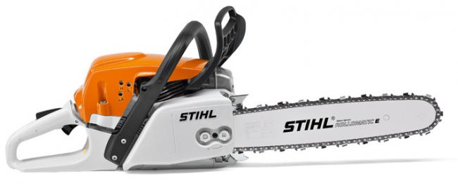 How to Start a Stihl Chainsaw