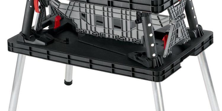 Best Portable Workbench UK image