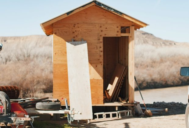 How to Build a Sauna in a Shed